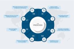 VEA Impex Process